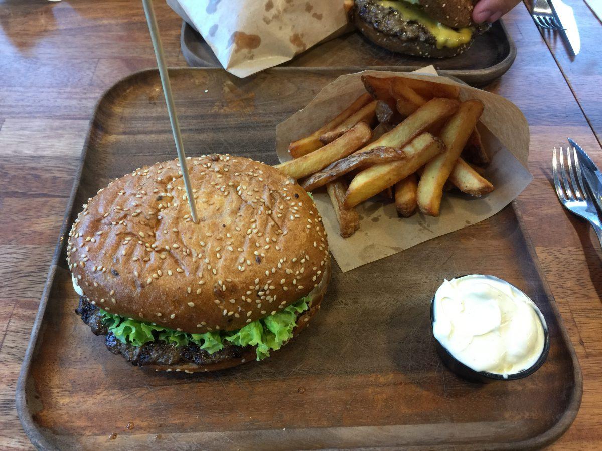hulk burger glostrup